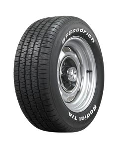 BF Goodrich Radial T/A | White Letter | 225/60R14
