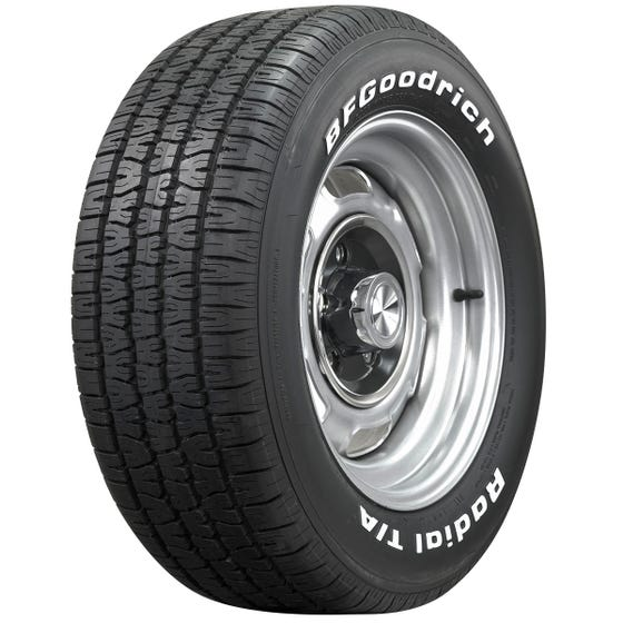 BF Goodrich Radial T/A | White Letter | 205/60R13