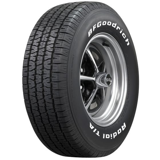 BF Goodrich Radial T/A   White Letter   225/70R15