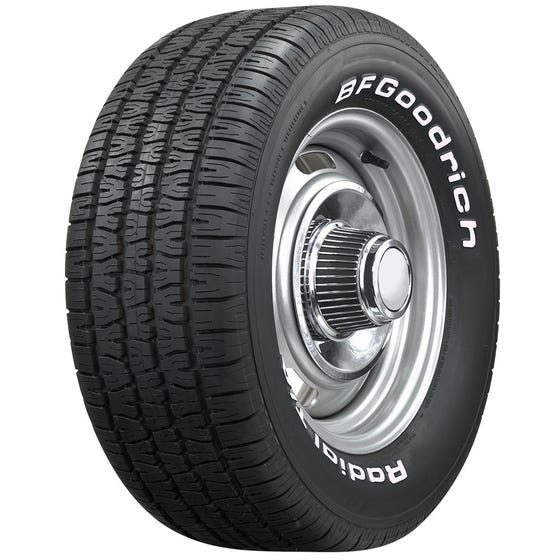 BF Goodrich Radial T/A | White Letter | 235/60R15