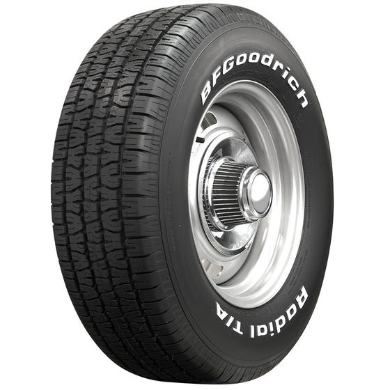 BF Goodrich Radial T/A | White Letter | 235/70R15