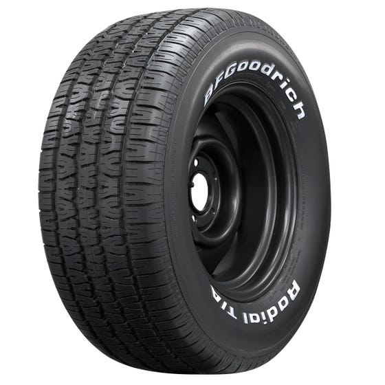 BF Goodrich Radial T/A | White Letter | 275/60R15