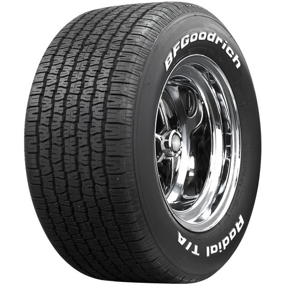 BF Goodrich Radial T/A | White Letter | 295/50R15