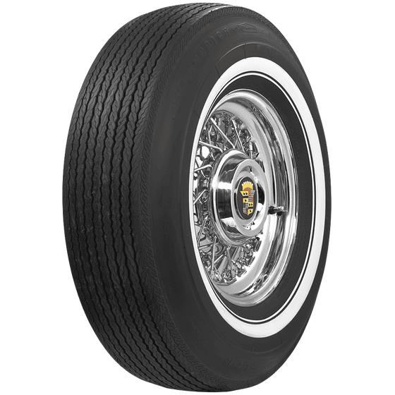 BF Goodrich | Dual Stripe Cadillac Whitewall | L78-15