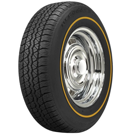 BF Goodrich Silvertown Radial | Goldline | 205/75R15