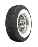 BF Goodrich Silvertown Radial   2 3/8 Inch Whitewall   205/75R15   Whitewall Tires