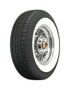 BF Goodrich Silvertown Radial | 2 3/8 Inch Whitewall | 205/75R15 | Whitewall Tires