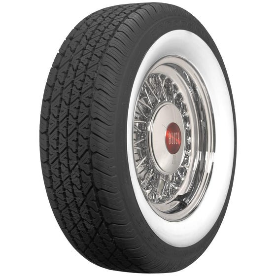 BF Goodrich Silvertown Radial | 2 3/4 Inch Whitewall | 235/70R15