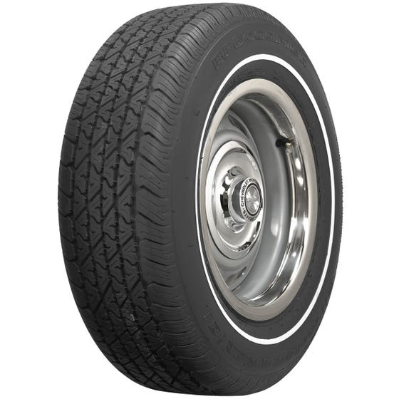 BF Goodrich Silvertown Radial Tire | Narrow Whitewall