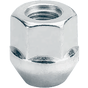 Open-End Acorn Style Lug Nut| 1/2  3/4 Hex