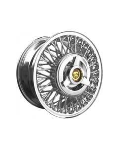 15x7 Cadillac Eldorado FWD Wheel   Disk Brake