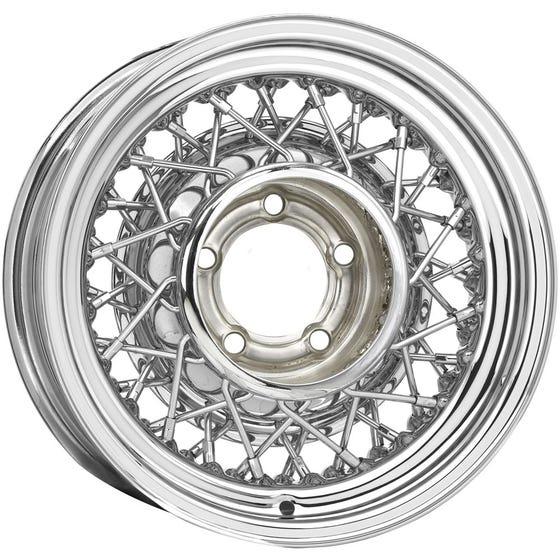 15x6 Cadillac Wire Wheel | 1940-1956