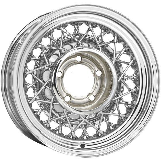 15x6 Cadillac Wire Wheel | 1957-1979