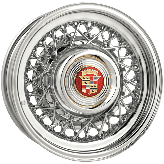 Cadillac Wire Wheel