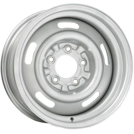 Chevrolet Rallye Wheel | Silver