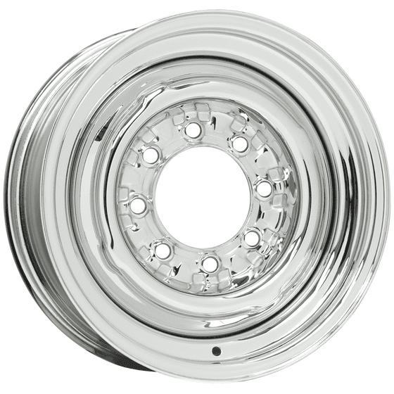 8 Lug Wheel | Chrome