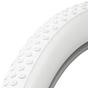 Coker Classic Cycle | All White Button Tread | 26x2 1/2