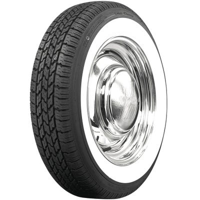 Coker Classic | 2 1/4 Inch Whitewall | 165R15