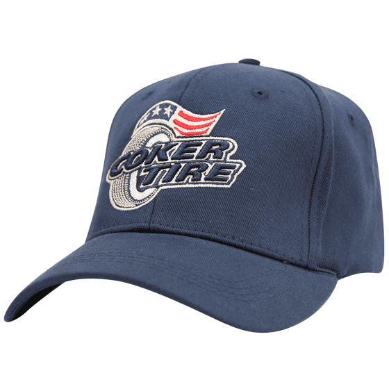 Coker Tire Denim USA Hat