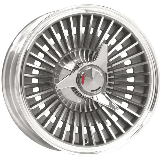 Corvette Replica Wheel | Knockoff & Bolt-on