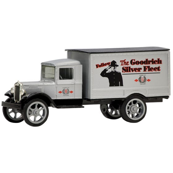 Diecast | B.F. Goodrich Truck Bank