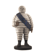 Resin Figure | #1 Collector's Series | Standing Tire Store Bib