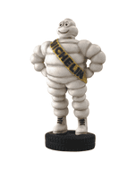 Resin Figure   #3 Collector's Series   Bib Standing on Tire