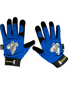 Michelin Mechanic's Gloves - Blue