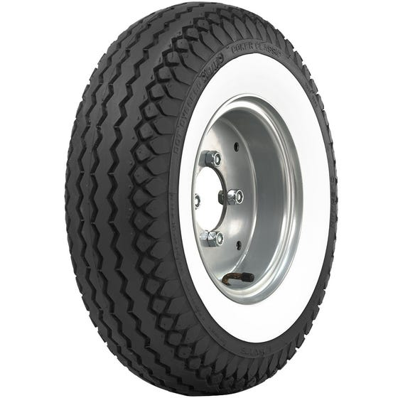 475-775 Complete Tire & Wheel Assembly | Whitewall