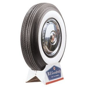 BF Goodrich | 2 3/8 Inch Whitewall | 590-13S