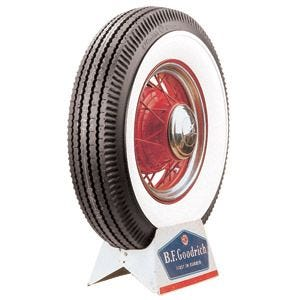 BF Goodrich | 3 1/4 Inch Whitewall | 700-20