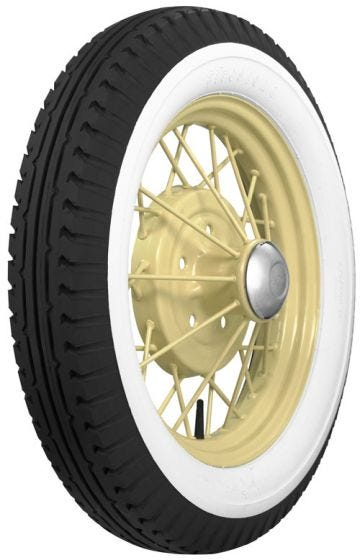 Firestone | 2 3/8 Inch Whitewall | 475/500-20