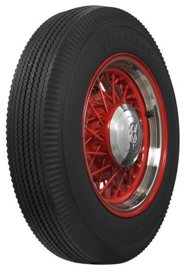 Firestone | Blackwall | 670-16