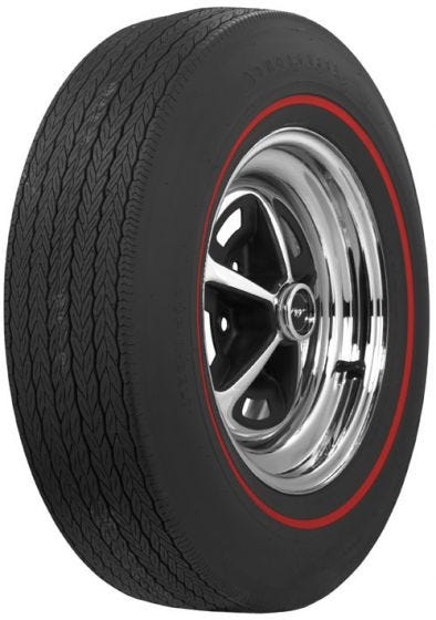 Firestone Wide Oval | Redline | F70-15