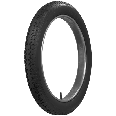 Firestone Bias Ply | Clincher | All Black | 30X3.5