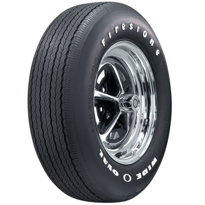 Firestone Wide Oval Radial | RWL | FR70-15