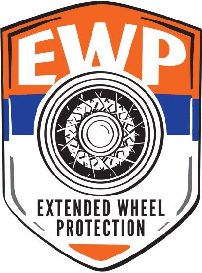 Extended Wheel Protection