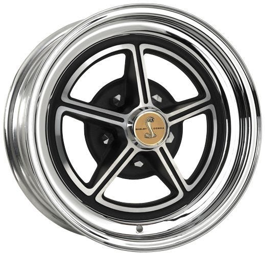 "15x7 1967 Shelby Magstar | 5x4 1/2"" bolt 