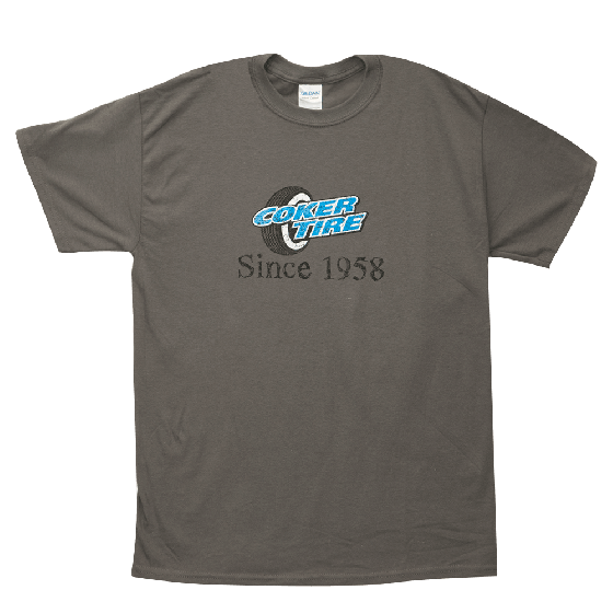 "Coker ""Since 1958"" T-shirt 