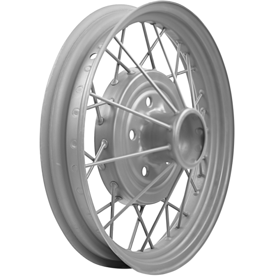 19x3 Ford Model A Wheel | Welded Spoke