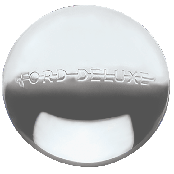Ford Deluxe Cap | 8 1/4 Inch Back I.D. | 1940