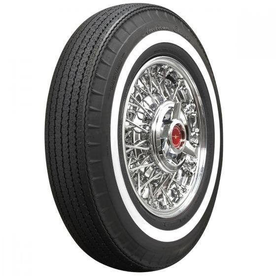 American Classic Radial | 1 Inch Whitewall | 820R15