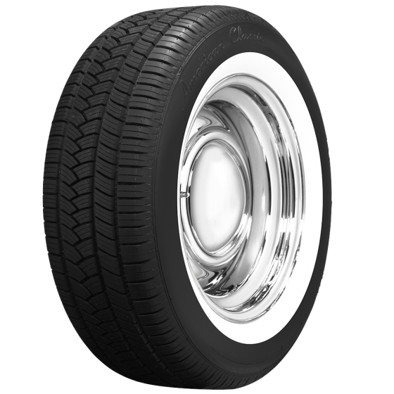 Radial Whitewall Tires | 17 inch Whitewall Tires