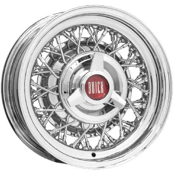 Buick Wire Wheel