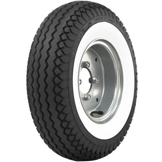 475-775 Complete Tire & Wheel Assembly   Whitewall