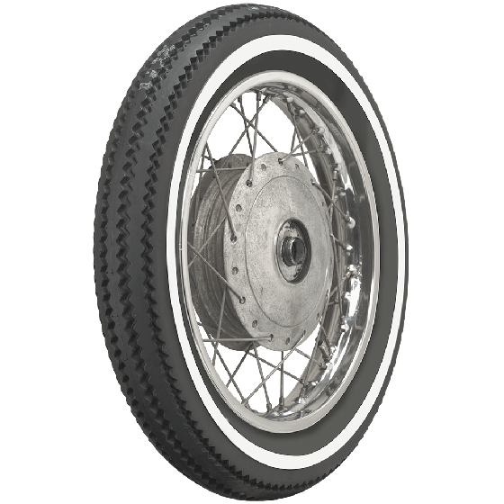 Firestone Deluxe Champion Whitewall Motorcycle Tires
