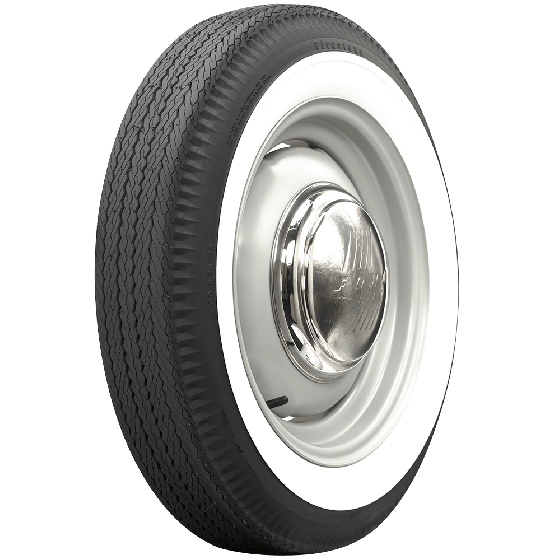 Firestone | 2 1/4 Inch Whitewall | 500/525-16