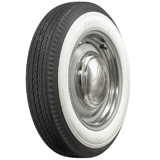 Firestone | 2 3/4 Inch Whitewall | 560-15