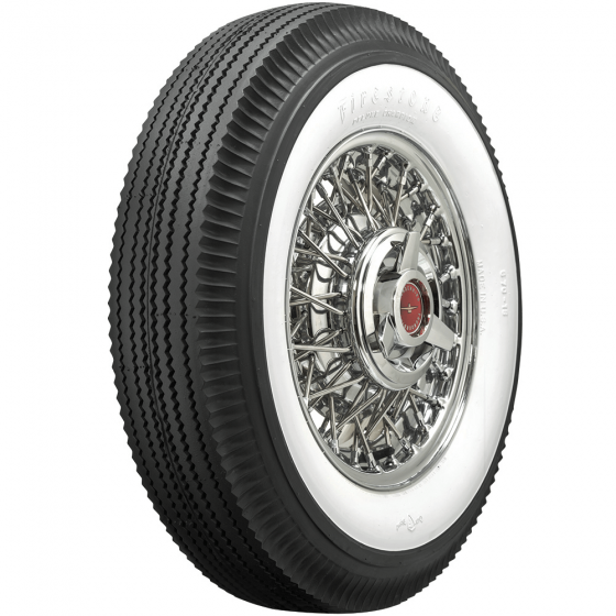 Firestone | 2 3/4 Inch Whitewall | 710-15