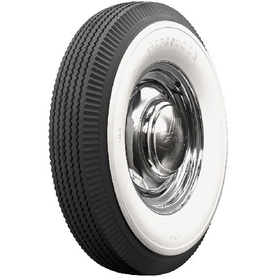 Firestone | 4 Inch Whitewall | 700-16